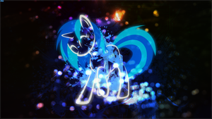 here's a vinyl scratch background this time by tdgkda