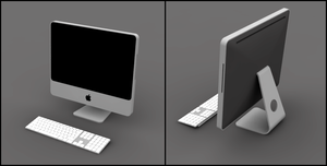 iMac by Habatares