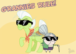 Grannies Rule! by ThePhoebster