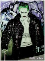 Suicide Squad ~ Joker by Keith-arts02