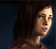 Ellie - Last of Us by Kipichuu