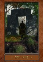 Tarot - The Fool by Everild-Wolfden