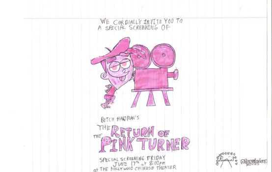 The Return of The Pink Turner by Artsy08