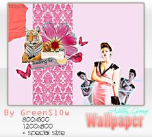 Wallpapers Ashley Greene by GreenSlOw