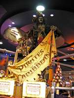 WDW Undead Pirates Stock 22 by AreteStock