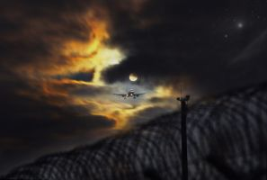 Anflug by lordschaft