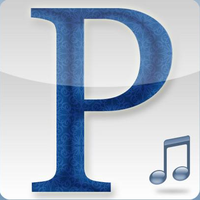 Pandora Radio Dock Icon by TheApostleInTriumph