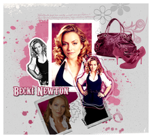 Becki Collage by inmany