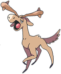 MOOSE FAKEMON FOR SALE by DarkySG