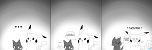 Funny Comic : An unforeseen problem by JackFrost-LCDA