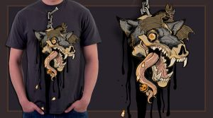 Halloweek 3 design done by missmonster