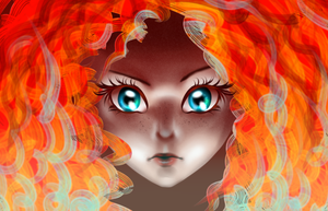 Brave by agirlwhowaited