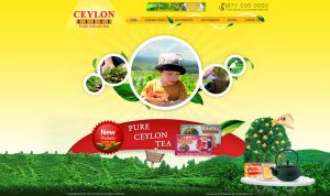 Ceylon Elite Pure Ceylon Tea by viewgraphic