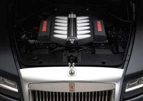 Rolls Royce RR4 Engine by TheCarloos