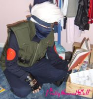 Kakashi Tester Shot 05 by Pretty-Crazed-Doll