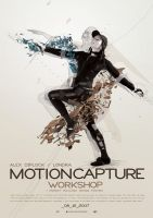 Motion Capture_Poster by fikriala