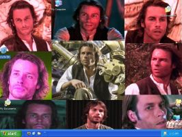 Guy Pearce Desktop - TTM by drumgirl
