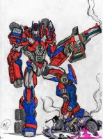 OPTIMUS PRAIM by KIRILL-PREDATOR