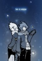 KH: let it snow by ultimachan