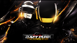 Daft Punk evolution by Kypexfly