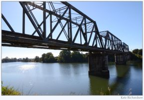 Rail bridge 2 by Purple-Dragonfly-Art