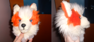 R-K9 head WIP by VengefulSpirits