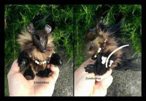 Pocket Guardian Hyena custom by ZombieHun