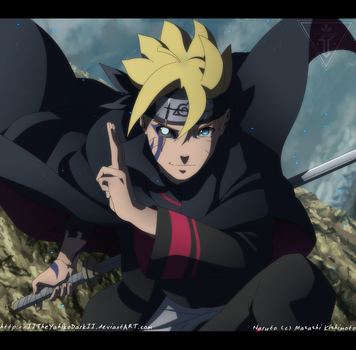 Boruto Next Generation The Lats Battle by IITheYahikoDarkII