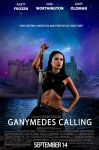 Ganymedes Calling movie poster by lkthadani