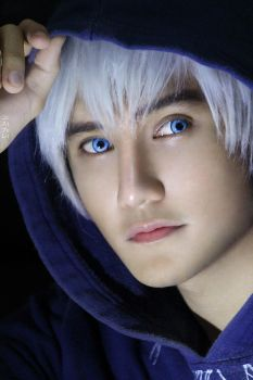 Jack Frost Cosplay - Rise of the Guardians by liui-aquino