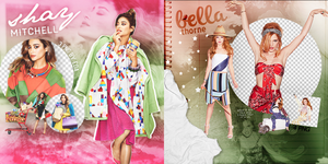 2 PNG COVER PSD HEADER by EdaOran
