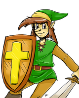 Link 02 by theEyZmaster
