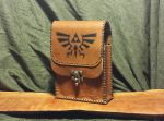 Legend of Zelda Pouch by Spoon333
