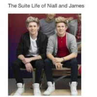 Niall and james by DirectionForLyfe