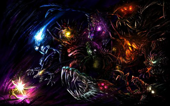 Harmony101: Samus' Nightmare by LightningArts