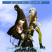Sword art Online 2 v2 ICO,PNG and Folder by bryan1213