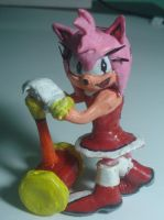 Amy Rose by Julius-B