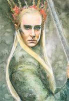 Thranduil by MariaBruggeman