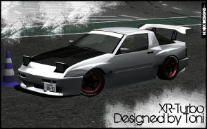 Live For Speed XR Mod By Toni by DjN3oX