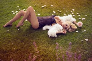 NEVER PROMISED A ROSE GARDEN by sarahlouisejohnson