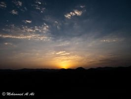 Another Sunset by mhmalali