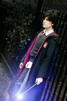 Lumos - Harry Potter by splitimagecosplay