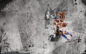 Carmelo Anthony Empire State Wallpaper by Angelmaker666