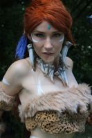 League Of Legends Nidalee by LauraCraftCosplay