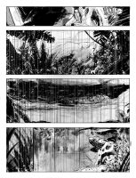 Jurassic Park Page 1 by T-RexJones