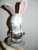 Lapin cretin assassin s creed by Firiel7