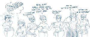 Funhaus Gender Swap! by ONATaRT