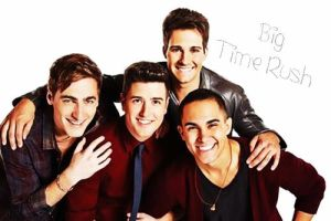 Big Time Rush by CaamiMaslow