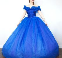 Cinderella ball gown 2015 by EtaniaVII