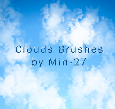 Clouds Brushes by Digi-fish